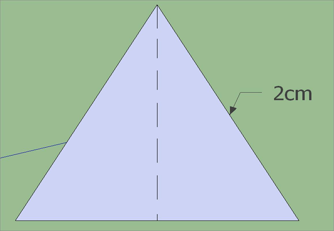 Area De Un Triangulo Equilatero Tattoo